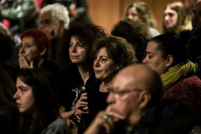 Μάγδα Φύσσα σε εισαγγελέα: Τον ξαναμαχαιρώσατε σήμερα