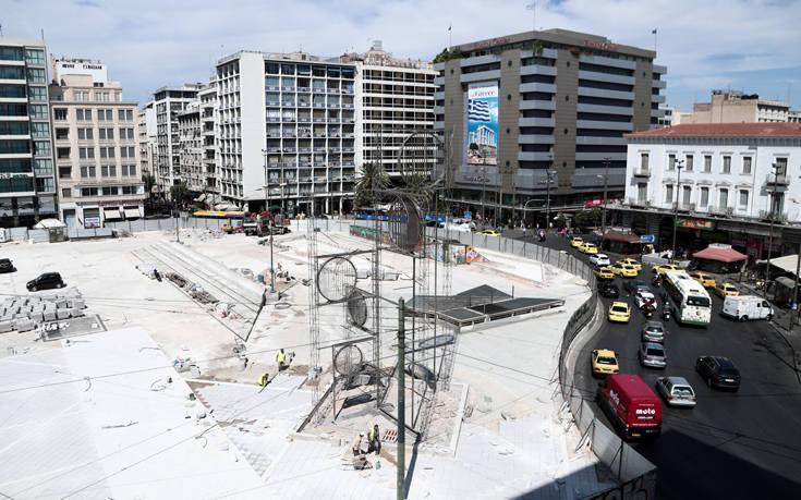 «Να γίνει η Ομόνοια όπως παλιά»: Η πρωτοβουλία των εμπόρων της Αθήνας