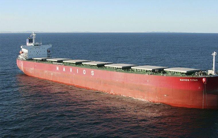 Απαγωγή 19 ναυτών από πλοίο της ελληνικής Navios Maritime