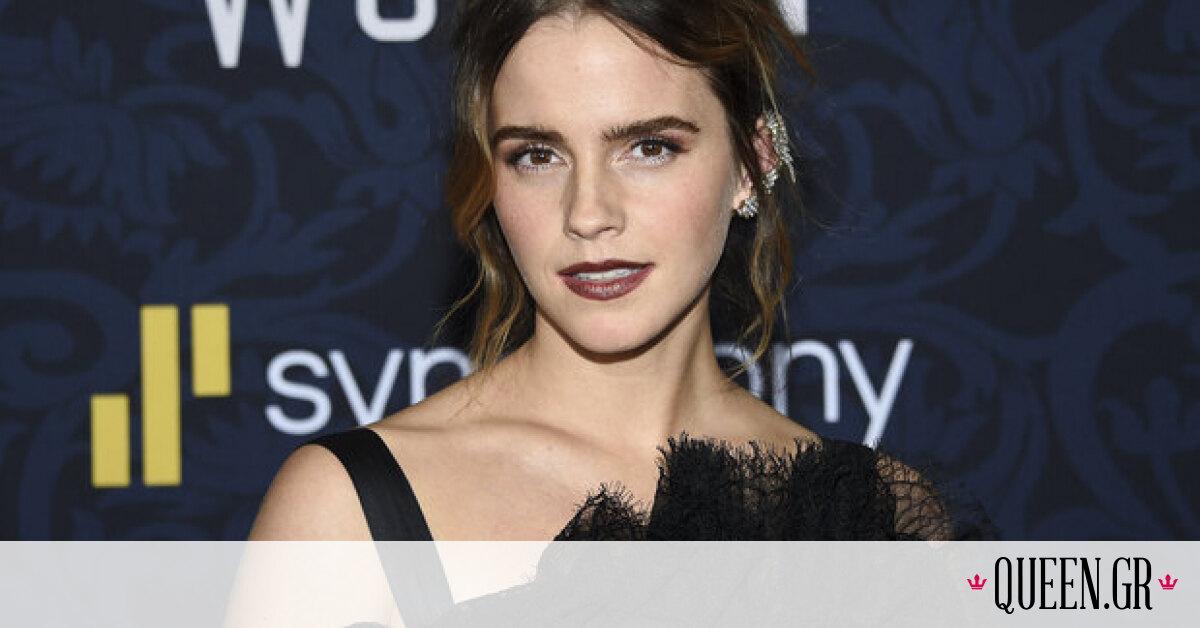 Η Emma Watson συνδύασε, με έναν τρόπο αρκετά διαφορετικό, μπότες με φόρεμα