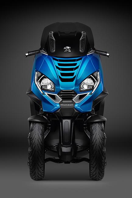 Νέα τρίτροχα scooters με υπογραφή Peugeot Metropolis!
