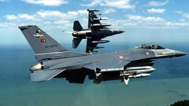 Παραβιάσεις στο Αιγαίο από τουρκικά μαχητικά