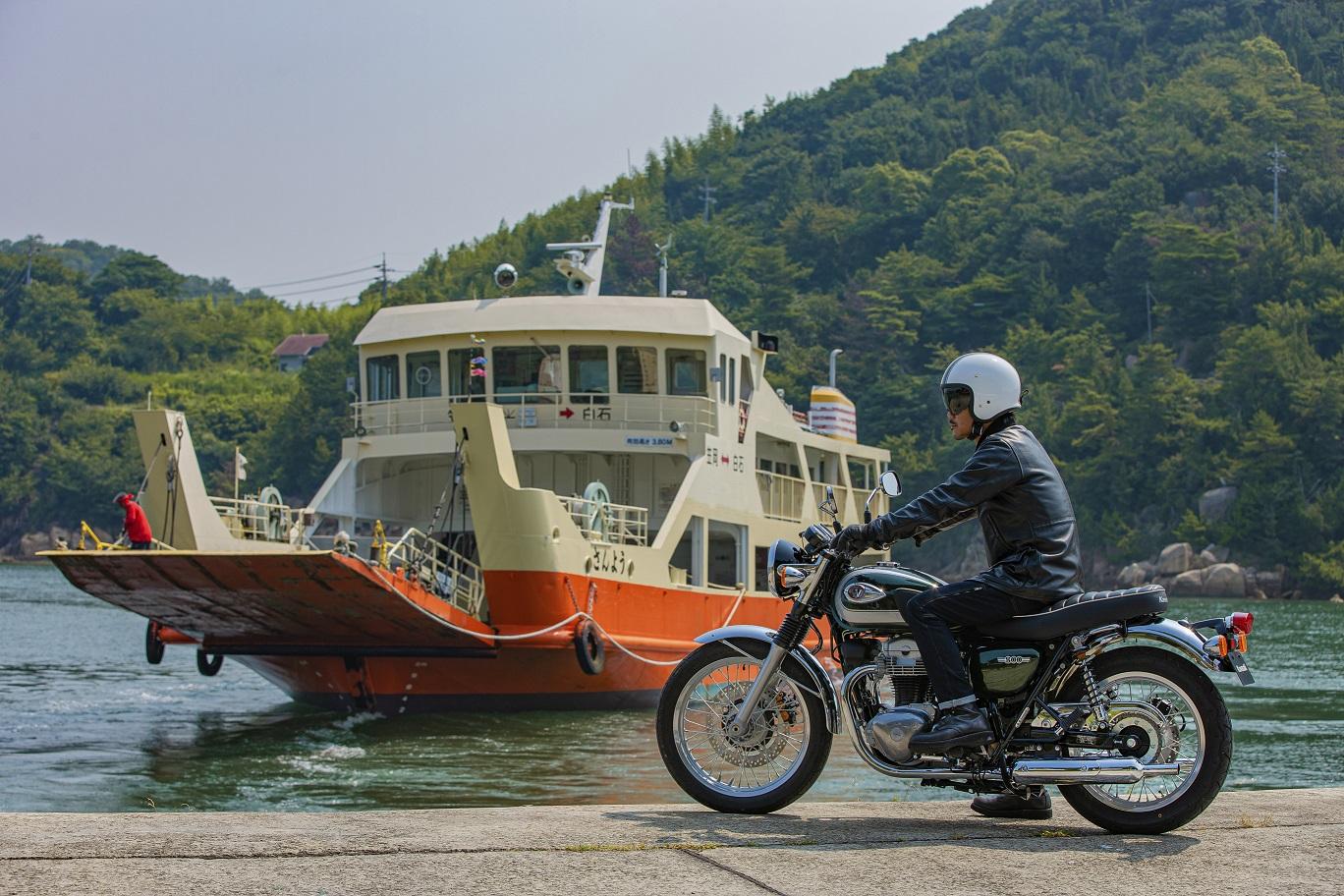 Kawasaki: η σειρά W ολοκληρώνεται με την νέα W800!
