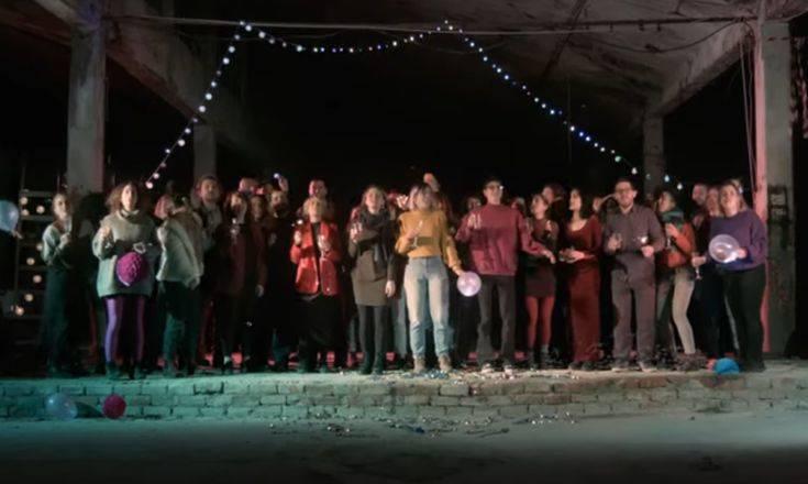 Το ευφάνταστο βίντεο κατάληψης στη Θεσσαλονίκη για το τελεσίγραφο Χρυσοχοΐδη