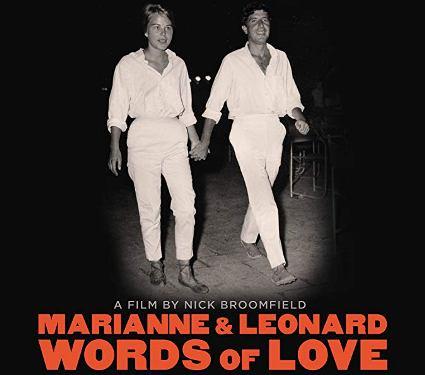 Marianne & Leonard: Words of Love – Λόγια αγάπης, Πρεμιέρα: Δεκέμβριος 2019 (trailer)