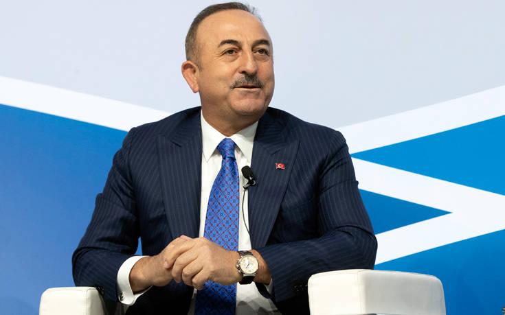 Τσαβούσογλου: Θέλαμε λύση για το Κυπριακό αλλά, δυστυχώς, η Ελλάδα δεν στήριξε την προσπάθεια
