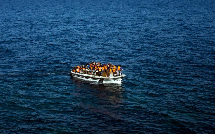 ΓΣΕΕ: Την περίοδο 2007-2015 το 58,4% των παράτυπων μεταναστών εισήλθαν στην ΕΕ από την Ελλάδα