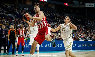Ήττα με τα χέρια κάτω στη Μαδρίτη για τον Ολυμπιακό