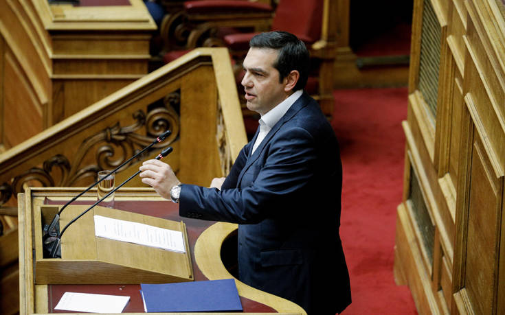 Αλέξης Τσίπρας: Εγώ στα θέματα εξωτερικής πολιτικής Μητσοτάκης δεν θα γίνω