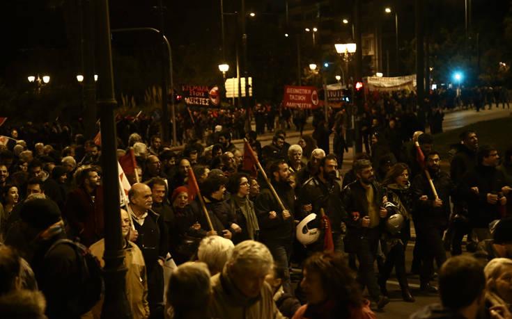 Πορείες: Το νομοσχέδιο που αλλάζει τα πάντα, «δεν θα κλείνουν οι δρόμοι για 50 άτομα»