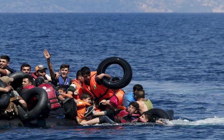 Λέσβος: Τις τελευταίες δύο ημέρες έφτασαν στο νησί 525 αιτούντες άσυλο
