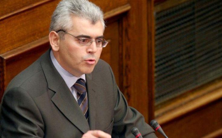 Χαρακόπουλος: «Πρέπει να αυξηθούν τα κονδύλια για αμυντικές δαπάνες»
