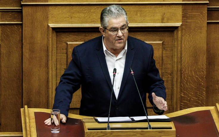 Κουτσούμπας: Το ΚΚΕ θα καταψηφίσει τον προϋπολογισμό