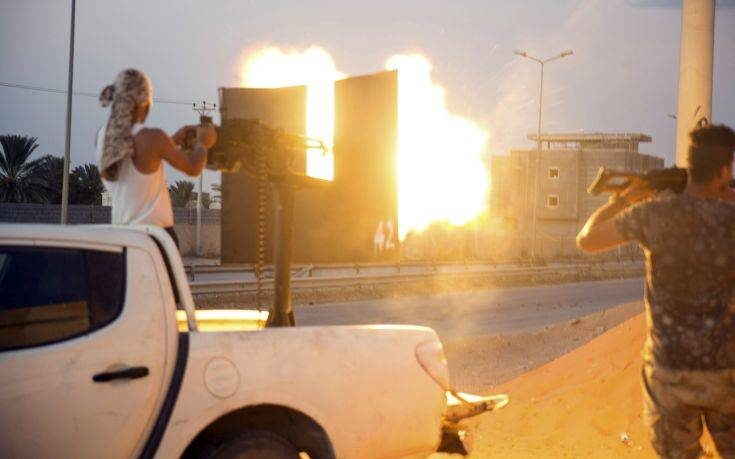 Το δράμα των μεταναστών στην εμπόλεμη Λιβύη