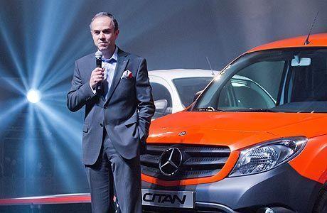 Πρώτη στις πωλήσεις στον κόσμο για τέταρτη χρονιά η Mercedes-Benz