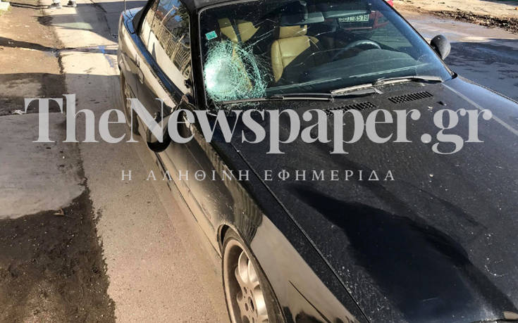 Αυτοκίνητο παρέσυρε γυναίκα που προσπάθησε να περάσει τον δρόμο στον Βόλο