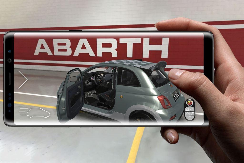 Το 1ο πάρκο μηχανοκίνητου αθλητισμού στο Dubai θα κινείται με Abarth!