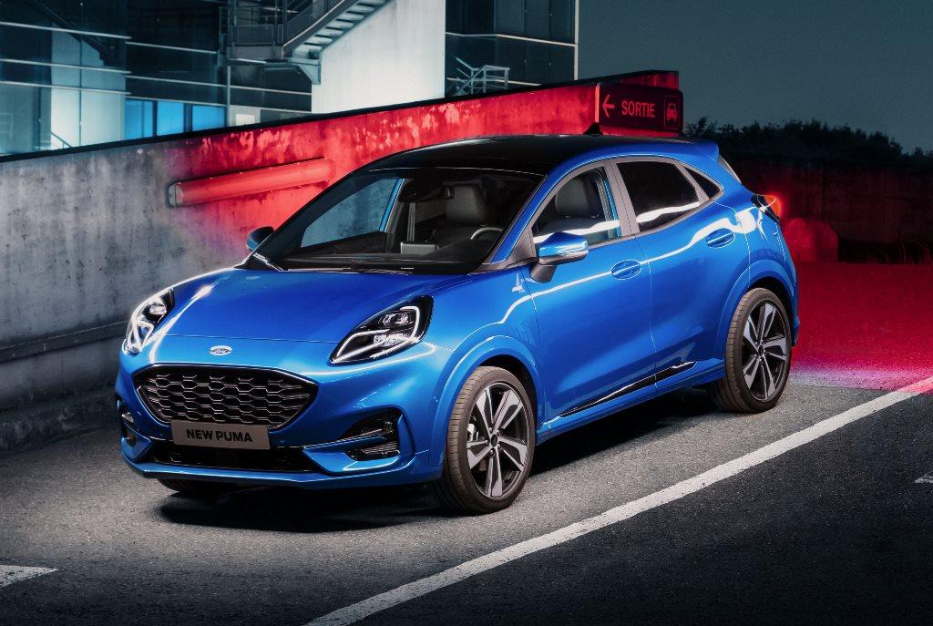 Οκτώ μοντέλα της Ford κέρδισαν 5 Αστέρια από τον Euro NCAP στο θέμα της ασφάλειας