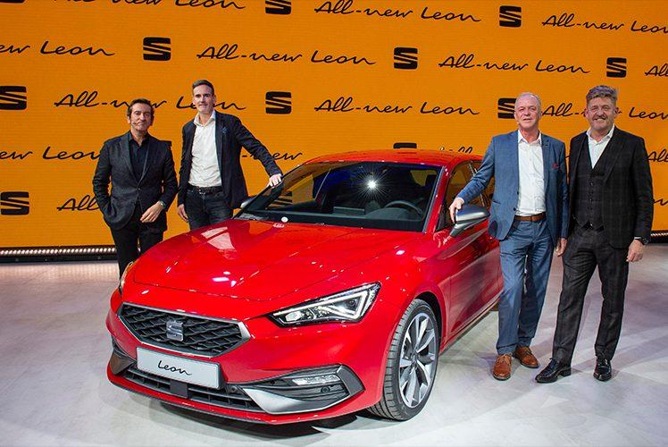 Η SEATλανσάρει το νέο Leon με μία επένδυση μεγαλύτερη του €1,1 δις και στοχεύει να αναβιώσει την compact κατηγορία