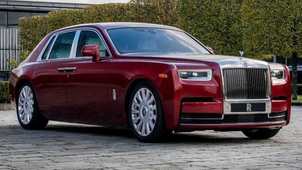 Ρεκόρ πωλήσεων όλων των εποχών για την Rolls-Royce Motor Cars