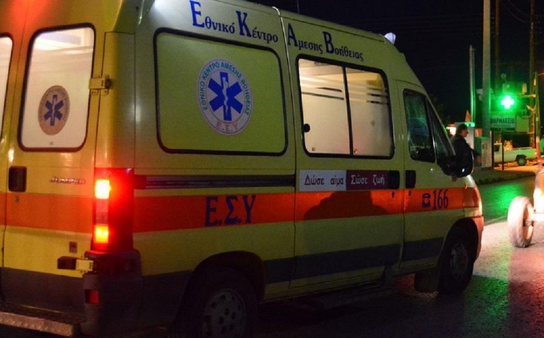 Ταξί συγκρούστηκε με μοτοσικλέτα στη Θεσσαλονίκη – Δύο τραυματίες