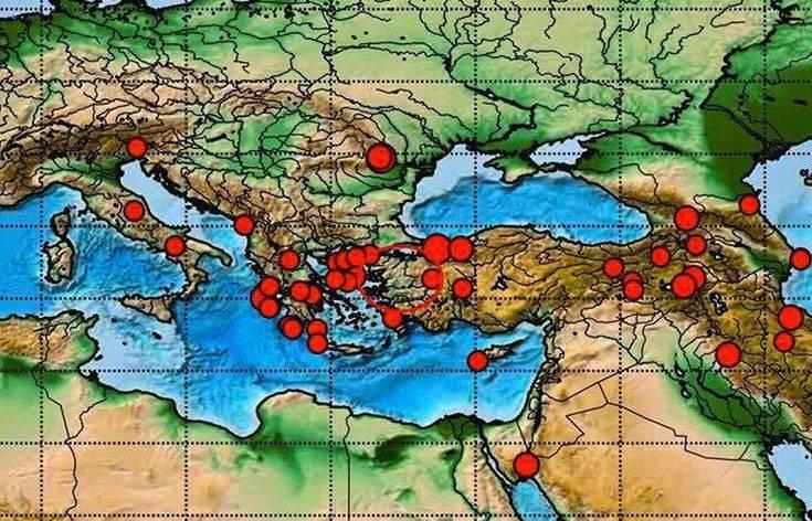 Ο Γεράσιμος Χουλιάρας προειδοποιεί για μεγαλύτερο σεισμό στην Τουρκία