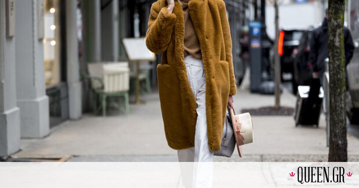 "Faux Fur Coat: 6 στυλάτοι τρόποι να φορέσεις το απόλυτο παλτό γι"" αυτήν την εποχή"