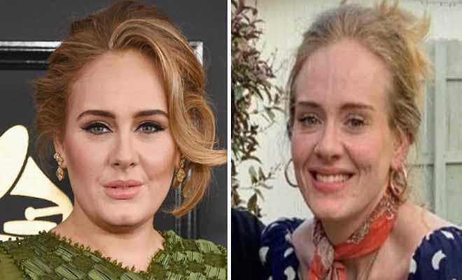 Οι φωτογραφίες μιλούν από μόνες τους: H Adele είναι μια άλλη – Ποιος την βοήθησε να χάσει τα κιλά