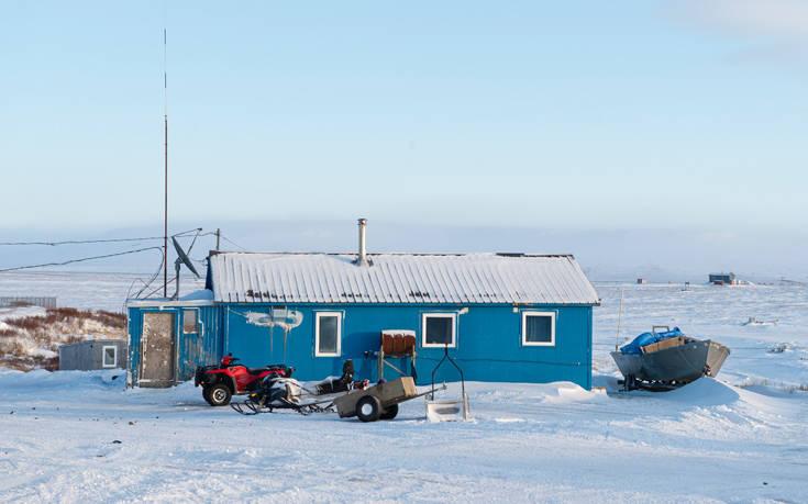 Από μία 90χρονη σε ψαροχώρι στην Αλάσκα ξεκίνησε η απογραφή στις ΗΠΑ