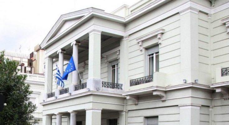 Η απάντηση του ελληνικού ΥΠΕΞ στον Ερντογάν
