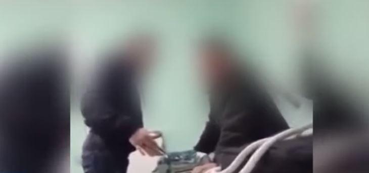 """Σάλος με βίντεο που δείχνει μαθητή ΕΠΑΛ να """"τραμπουκίζει"""" καθηγήτρια μέσα σε σχολική αίθουσα (βίντεο)"""