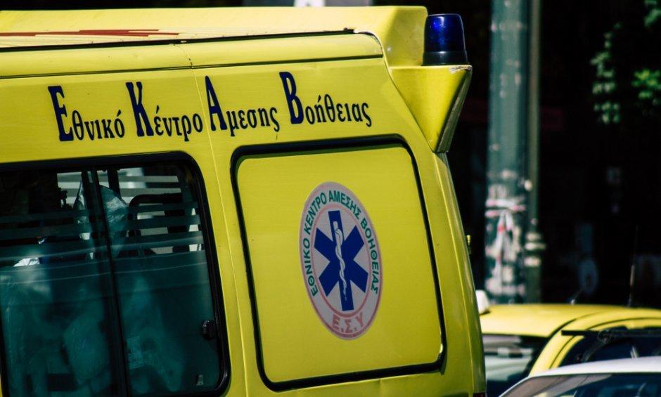 Φορτηγό παρέσυρε και τραυμάτισε ντελιβερά στην Καλαμπάκα