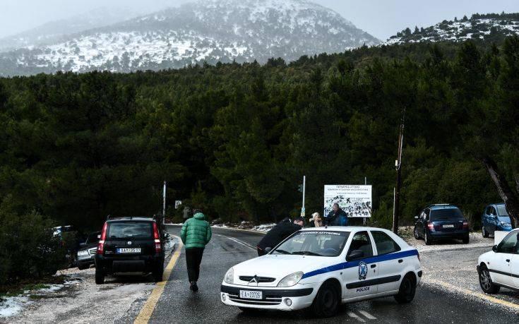 Έκτακτα μέτρα της Τροχαίας ενόψει της κακοκαιρίας «Ηφαιστίων»