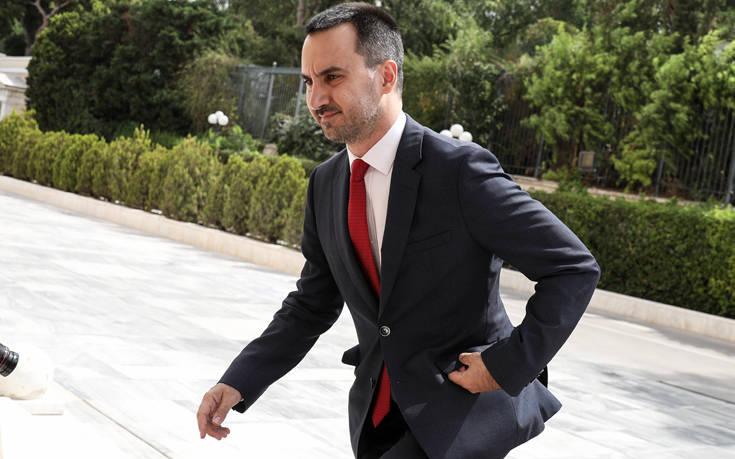 Χαρίτσης: Ο Μητσοτάκης συμφωνεί με τον Γεωργιάδη περί προσπάθειας αλλοίωσης πληθυσμού;