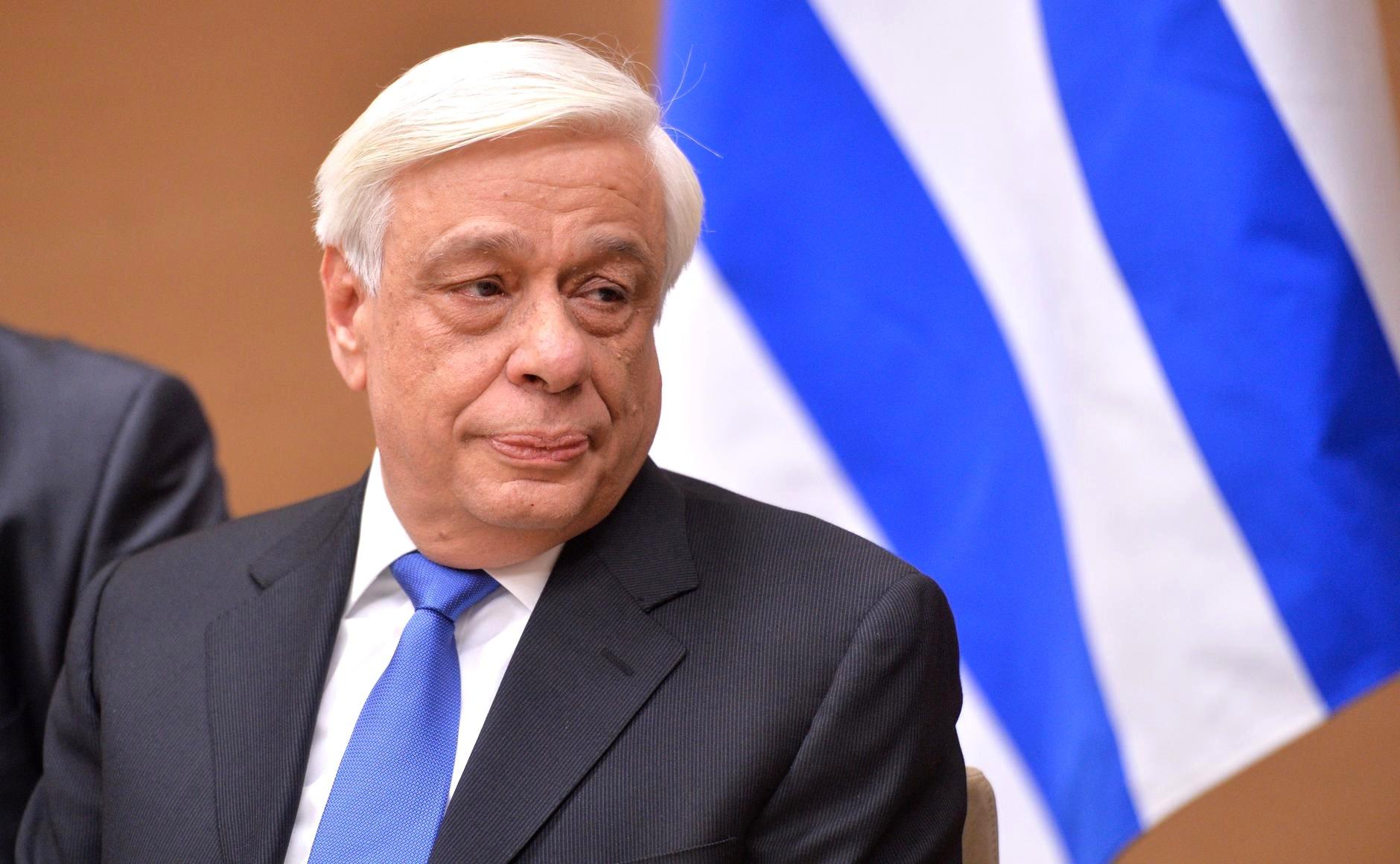 Με ίωση ο Προκόπης Παυλόπουλος