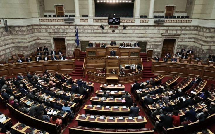 Η τροποποίηση της αμοιβαίας αμυντικής συνεργασίας Ελλάδας – ΗΠΑ σήμερα στην Ολομέλεια της Βουλής