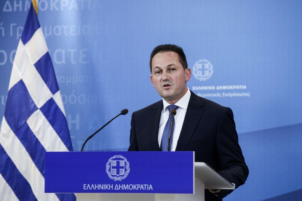 Πέτσας: Δεν τίθεται θέμα κοινών γεωτρήσεων Ιταλίας-Τουρκίας