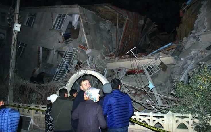 Λέκκας: Καμία σχέση με την Ελλάδα ο σεισμός στην Τουρκία