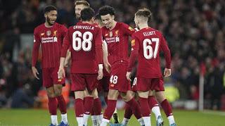 Η Λίβερπουλ τέταρτη καλύτερη ομάδα όλων των εποχών