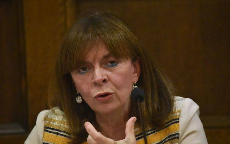 Handelsblatt: Η εκλογή της Αικατερίνης Σακελλαροπούλου θεωρείται σχεδόν βέβαιη