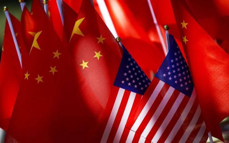 Πενς: Οι συζητήσεις για την εμπορική συμφωνία με την Κίνα έχουν ήδη αρχίσει