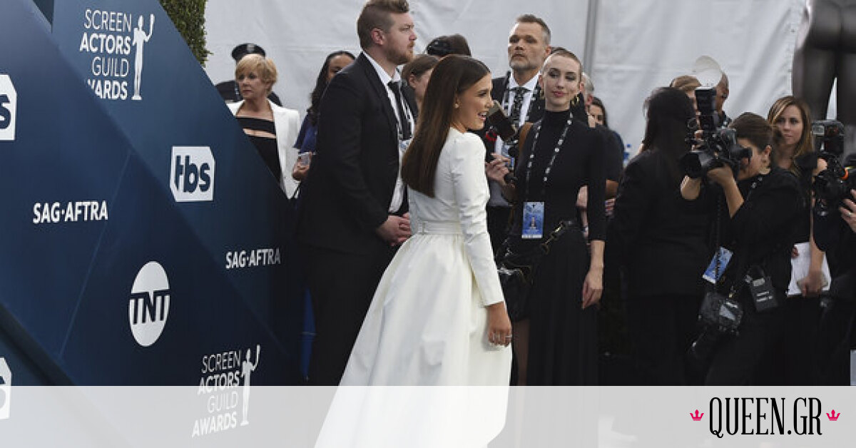 Aυτή η star δέχτηκε πολύ σκληρή κριτική για την εμφάνισή της στα SAG Awards… και δεν ήταν άδικη!