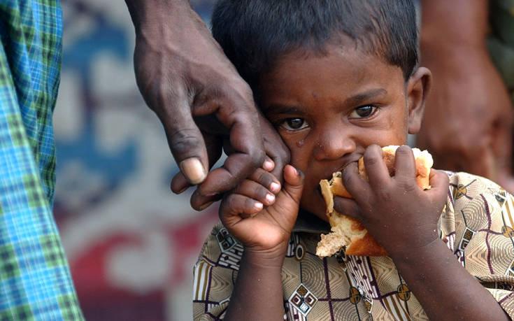 Αριθμοί που σοκάρουν: 45 εκατ. κάτοικοι της νότιας Αφρικής είναι αντιμέτωποι με την πείνα
