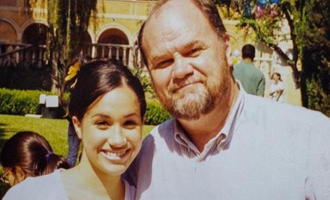Καταπέλτης ο πατέρας της Μέγκαν Μαρκλ: Αυτό δεν είναι το κορίτσι που μεγάλωσα