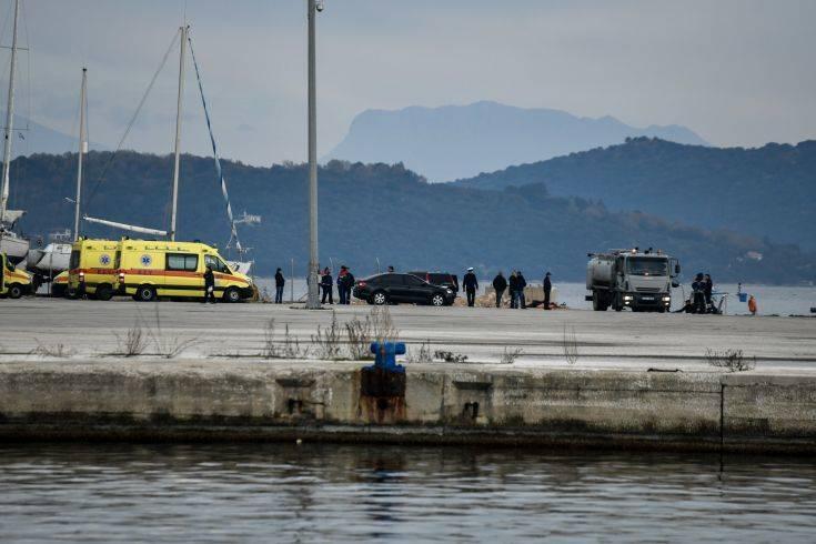 Τραγωδία στους Παξούς: Δώδεκα μετανάστες έχασαν τη ζωή τους κατά τη βύθιση σκάφους