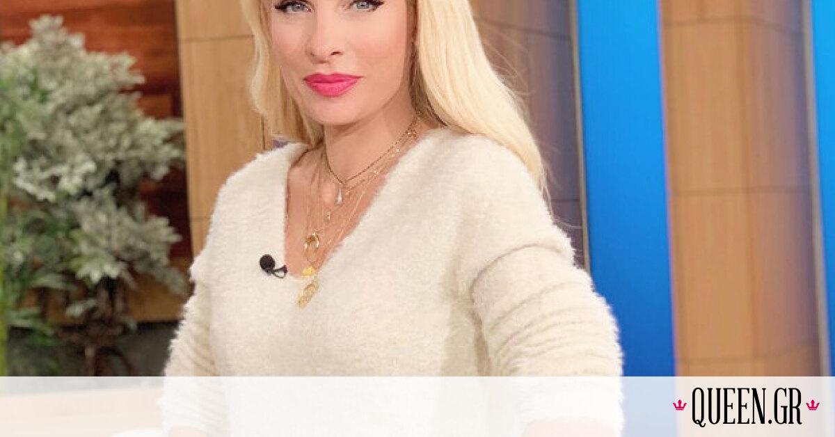 Η Ελένη Μενεγάκη φόρεσε το ίδιο φόρεμα με αυτήν την Ελληνίδα star