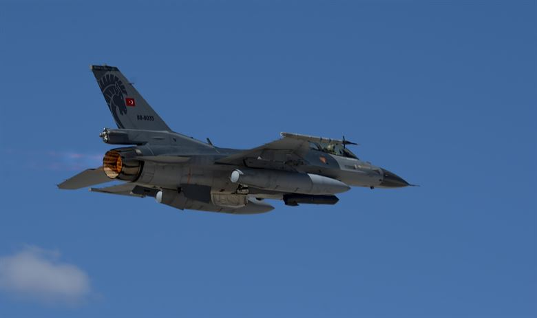 Συνεχίζονται οι προκλήσεις: Υπερπτήσεις τουρκικών F-16 πάνω από τη νήσο Ρω