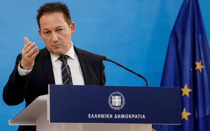 Ο Μητσοτάκης θα ενημερώσει τους πολιτικούς αρχηγούς μετά τη συνάντηση με Τραμπ