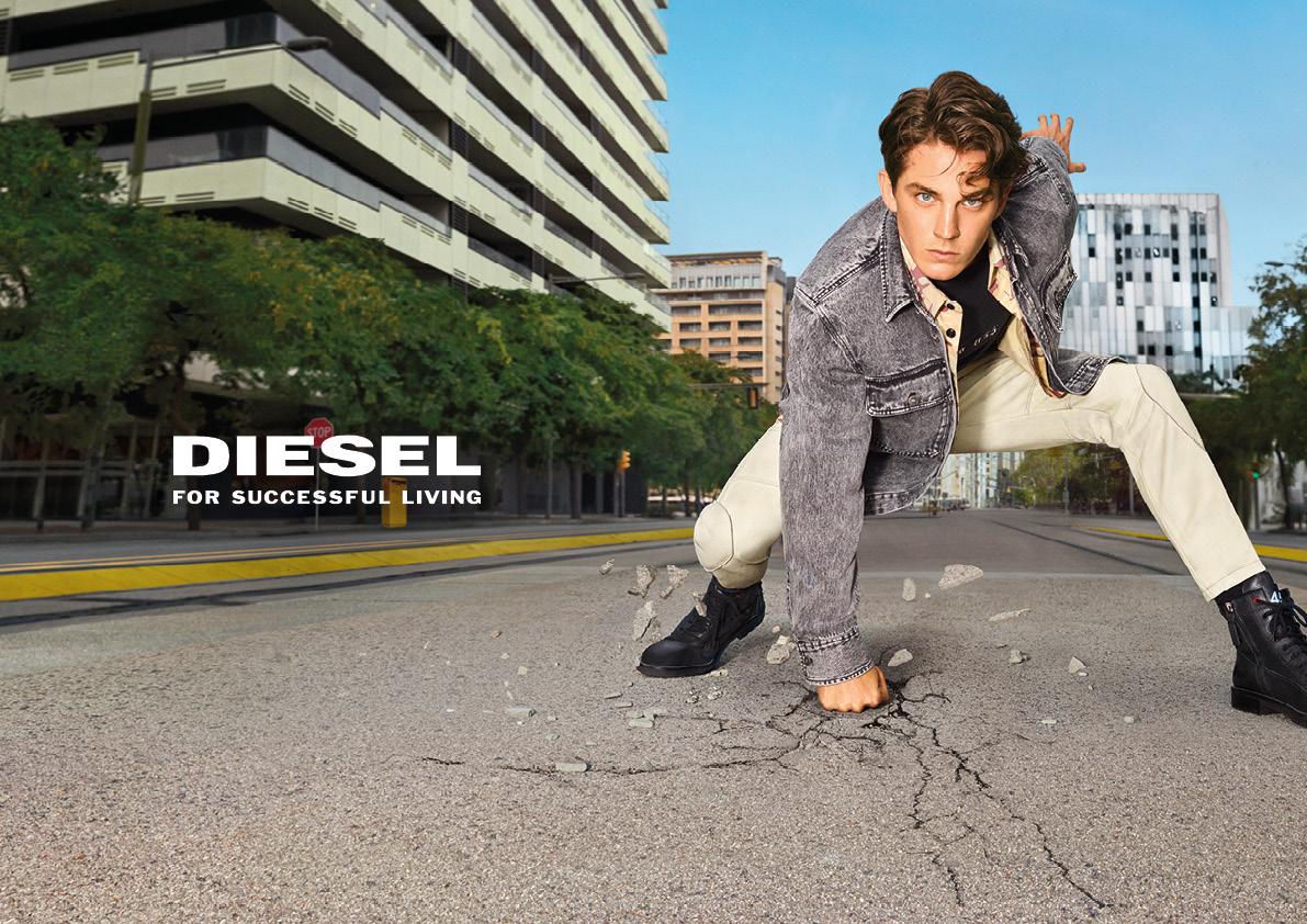 Η Diesel παρουσιάζει την καμπάνια «For Successful Living» και το μυστικό για μία επιτυχημένη ζωή