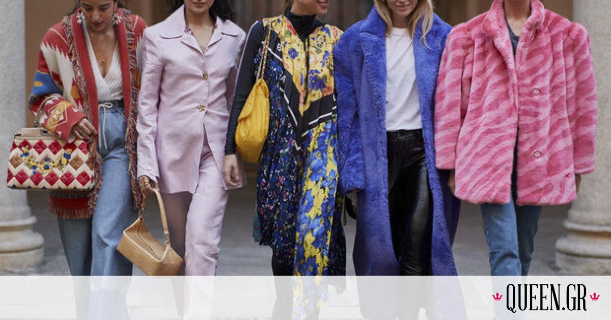Color Therapy: Αυτά τα χρώματα στα ρούχα σου, σε κάνουν πιο ευτυχισμένη